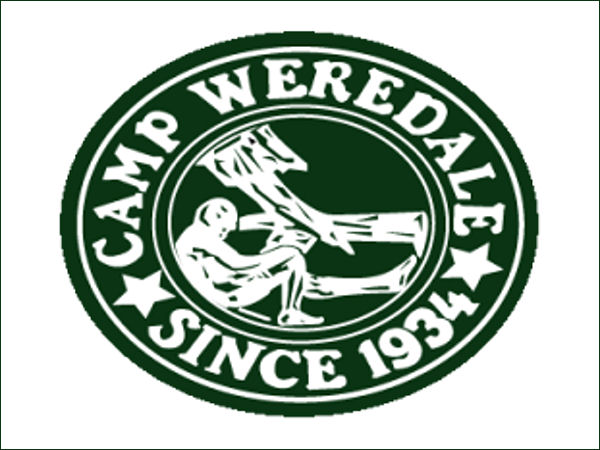 Current Camp Weredale logo