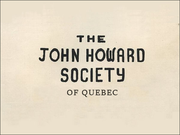 John Howard Society logo, 1959