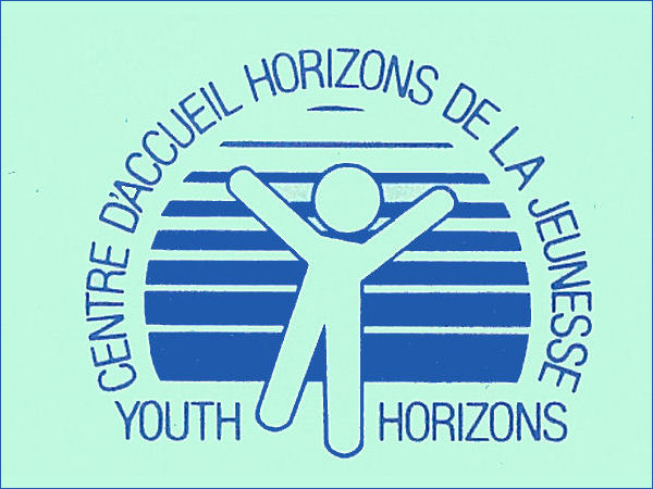Youth Horizons Logo in 1989